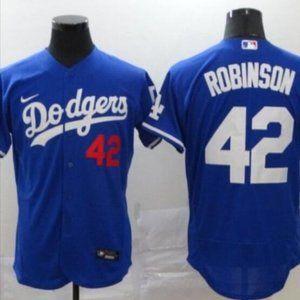 Jackie Robinson Brooklyn Dodgers Throwback Jersey